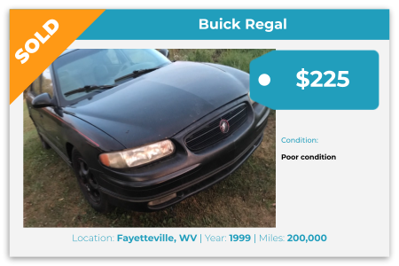 1999, buick, regal, cash for junk cars, junk cars, sell my car, we buy junk cars, buy junk cars, car junk yards