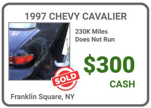 cash for junk cars franklin square, ny, junk car removal for cash garden city, ny, sell my junk car west hempstead, ny