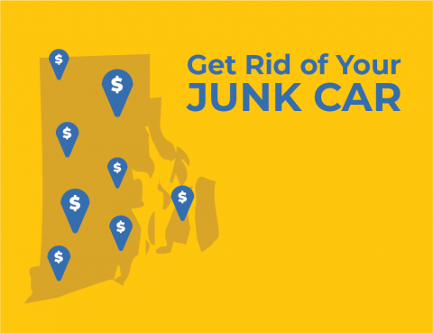 How to sell your junk car in Rhode Island